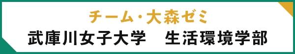 チーム・大森ゼミ 武庫川女子大学 生活環境学部
