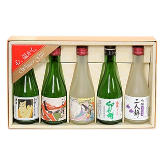 東薫 飲みきりサイズ5本セット 各300ml