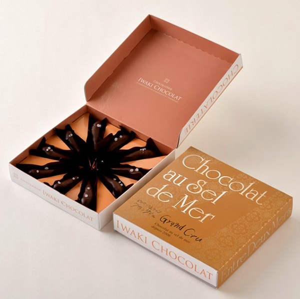 いわきチョコレートめひかり 塩チョコ・グランクリュ