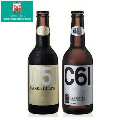 【月夜野クラフトビール】蒸気機関車・上越線 ビール8本セット
