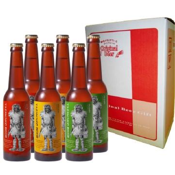 田沢湖ビール なまはげラベル詰合せ