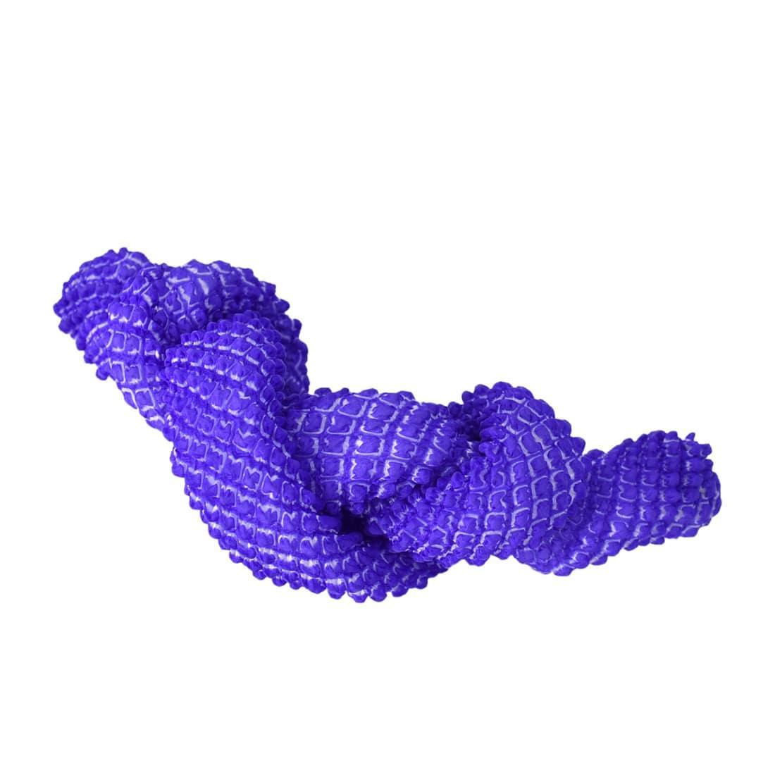 七五三 髪飾り 日本製 正絹鹿の子 結綿大 3歳 7歳 ゆいわた 礼装 おしゃれ 通年用 子供 女の子 女児 青紫【JS10】